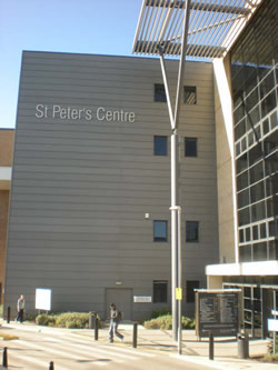 St Peters Centre Burnley