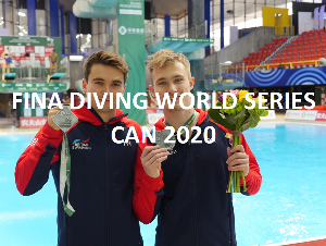 Canada Fina World Series 2020