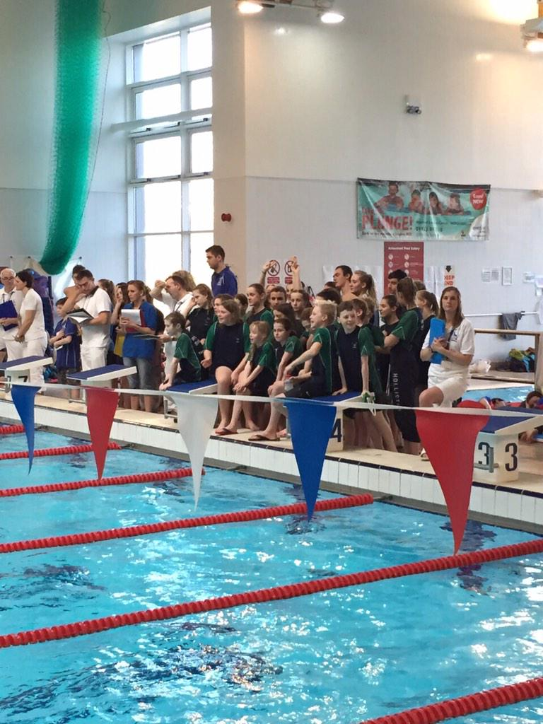 Wycombe District Swimming Club News