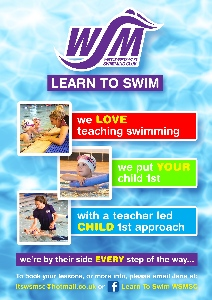 Learn to Swim - We LOVE teaching