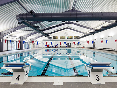Northwood College pool