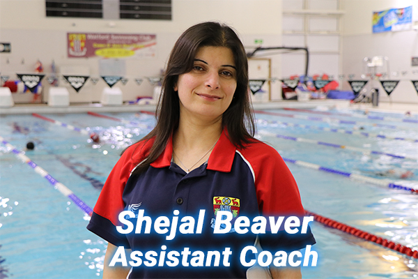 Shejal Beaver our assistant coach