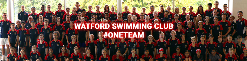 Watford Swimming Club group photo